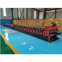 PT4-PT6 Double Layer Tile Roof Roll Forming Machine