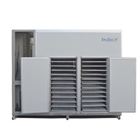 Solar Power System Heat Pump Food Dehydrator