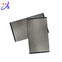 Flat Shale Shker Screen for Oil & Mud Separator