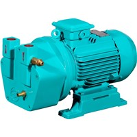 SK-0.5 1.5kw Monoblock Single Stage Liquid Ring Vacuum Pump Used for Medical, Pharmaceutical, Food & Beverage Machine