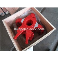 API 8C Type MG 100ton Drill Pipe Center Latch Elevator
