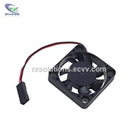 Hot Selling 30x30x7mm 30mm DC Cooler Motor 12v Cooling Fan with 4pin from China