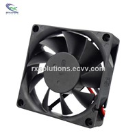 DC 12V 0.45A 7020 7cm 70mm Four-Wire Pwm Temperture Control Cooling Fan