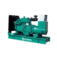 OPEN TYPE DONGFENG CUMMINS DIESEL GENERATING SET