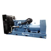 OPEN TYPE WEICHAI DIESEL GENERATING SET