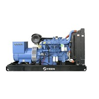 OPEN TYPE YUCHAI DIESEL GENERATING SET