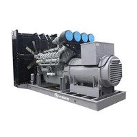 Open Type Perkins Diesel Generating Set