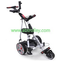 P1 Digital Sports Electric/Remote Golf Trolley