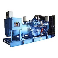 VOLVO DIESEL GENERATING SET CHINA SUPPLIER