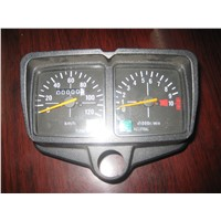 Ww-7222 Cg125/150 12V Digital Motor Instrument, Motorcycle Speedmeter,