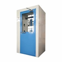 Best Price Clean Room for Pharmaceutical Industry Class 100 Portable Cleanroom Air Shower