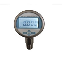 DPG280 Stainless Steel Digital Pressure Gauge with 4bit-LCD Display