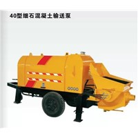 Factory Price 45KW Concrete Conveyor Pump