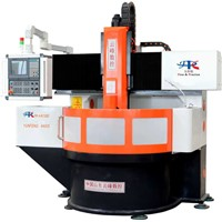 4 AXIS CNC ENGRAVING MACHINE for TYRE MOULD SIDEPLATE