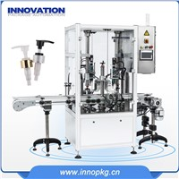 Automaticautomatic Facial Cream Filling & Capping Machine
