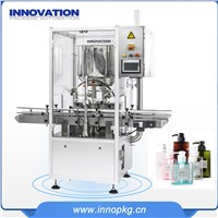 Full Automatic Makeup Removing Lotion Filling Machine