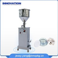 Innopkg Brand Semi Automatic Cosmetic Cream Filling Machine