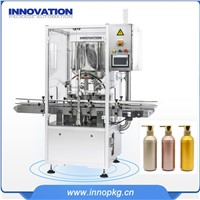 Innopkg Pheumatic Driven Type Cream Lotion Filling Machine