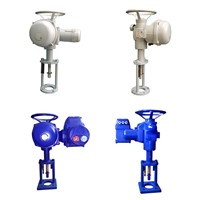 Linear Turn Steam Control Valve with Electric Actuator