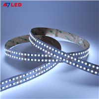 Dc24v 28w/m White Color Double Row 22-24lm/LED 2835 LED Strip Light IP20/IP65/IP67/IP68