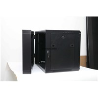 12U Swing Network Cabinet 600X550mm with 1.2mm Steel Plate 1 Year Warranty