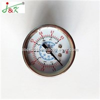 China Precision Instrument General Pressure Gauge Manometer with ISO