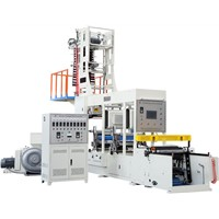 PE FILM BLOWING & PRINTING MACHINE HSY-600