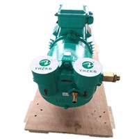 SK-0.3A 1.1kw Single Stage Monoblcok Liquid Ring Vacuum Pump Used for Medical Industry