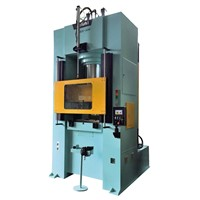 Servo Hydraulic Cold Forging Press Machine