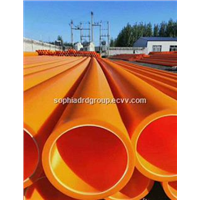 Plastic MPP Pp Power Cable Protection Pipe Sleeve Bushing Hose Piping Conduit Tube Duct