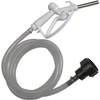3M x 19mm Gravity Feed Delivery Hose & Nozzle Kit with IBC Adapter