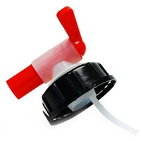 Drum Bottle Container Screw Cap Tap with 58mm Thread
