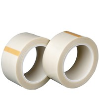 High Temperature Masking for Plasma, Al & Metallization Applications Glass Cloth Tape with a High-Temp Silicone