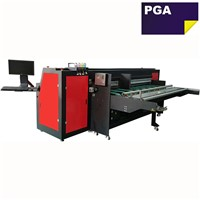 Corrugated Box Digital Printer/Pizza Box Corrugated Digital Inkjet Printing Machine 2500-4