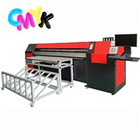 Digital Inkjet Printing Machine on Carton Corrugated Box/Corrugated Carton Digital Printer 2500-6