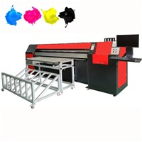 Digital Corrugated Box Printer/Corrugated Board Digital Inkjet Printer 2500-6