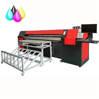 Corrugated Box Bar Code Digital Inkjet Printing Machine 2500-4