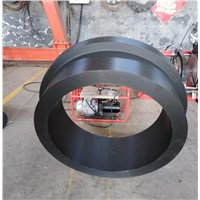 Large Diameter HDPE Stub End Long /Short PE Flange Adaptor for Water Supply SDR 9