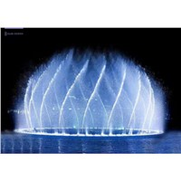 360 Degree Dancing Fountain Nozzle