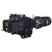 YHZKB Brand Model ZJB-30 0.75kw Roots Booster Pumps