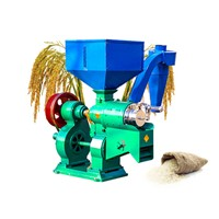 N Series Iron Roller Rice Mill Machine