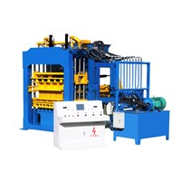 QT10-15 Automatic Brick Making Machine Price Concrete Block & Fly Ash Brick, Tuff Tile Pavers