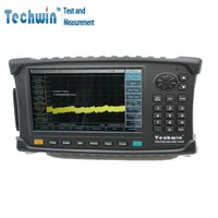 Techwin Portable Spectrum Analyzer TW4950 for Field Test & Diagnosis of Transmitter & Receiver