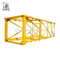 Tower Crane Telescoping Cage Potain Tower Crane Telescoping Cage Include Hydaulic Pump Cylinder
