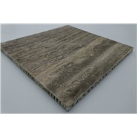 Stone Aluminum Honeycomb Panel Stone Honeycomb Panels Are Sandwich Panels Made up of a Thin Natural Stone Veneer Reinfo
