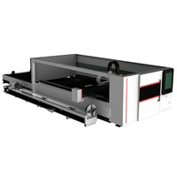 Multiple Use CNC Tube&Plate Steel Laser Cutter for Tube Processing