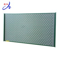 Oil Drilling Hook Strip DFE Shale Shaker Screen for Drying Shaker