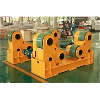 Steel Wheel Adjustable Turning Rolls Welding Rotator for Circular Seam Welding