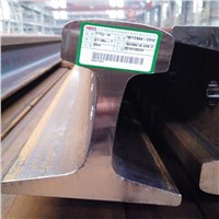 GB Standard 60KG Heavy Rail for Sale with Factory Price High Quality - China Zongxiang