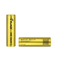 Rechargeable IMR 2600mAh 50A 18650 Battery for Mods